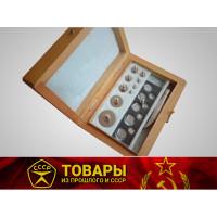 Гири типа га-200 и мга-1000 10мг-100 гр