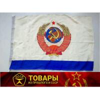 Флаг Главнокомандующего ВМФ СССР парадный 62*100