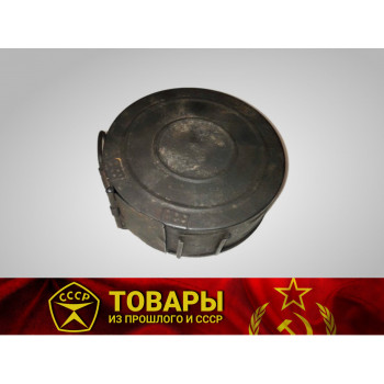 Диск ручного пулемета Дегтярёва (РПД)