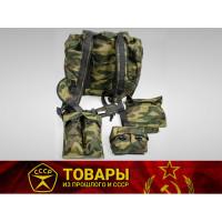 Рюкзак парашютиста-десантника РД-54 (флора)