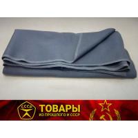Ткань шинельная серая (сукно) шир.145 см.