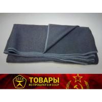 Ткань шинельная темно-серая (сукно) шир.145 см.