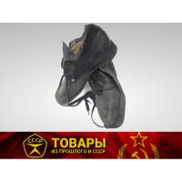 Ботинки солдатские кожаные ВОВ