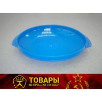 Тарелка пластмассовая