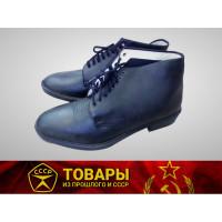 Ботинки офицерские черные