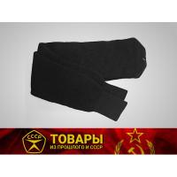 Носки летние черного цвета для военнослужащих