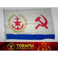 Флаг начальника Главного штаба ВМФ СССР 90*135