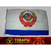 Флаг главнокомандующего ВМФ СССР парадный 110*180