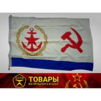 Флаг начальника Главного штаба ВМФ СССР 62*102