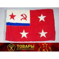 Флаг командующего флотом 62*100