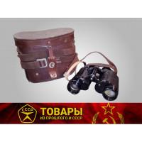 Бинокль полевой 6*30 СССР со шкалой