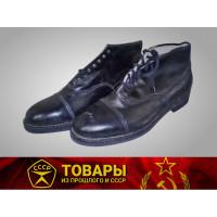 Ботинки офицерские хромовые