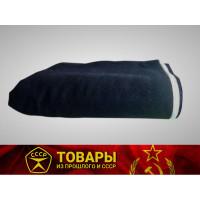 Одеяло суконное черное 205*155