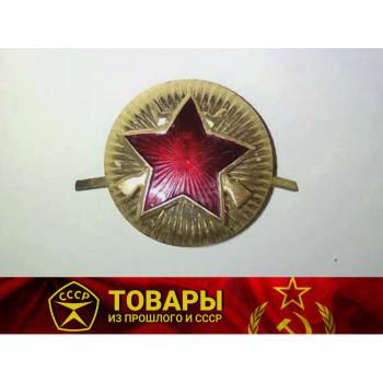 Кокарда ВОХР СССР