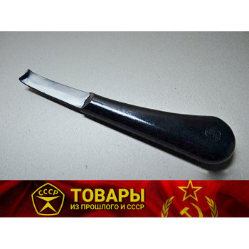 Нож копытный обоюдоострый