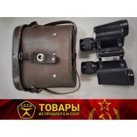 Бинокль полевой Б8Мх30 СССР КОМЗ б/у