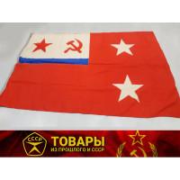 Флаг командующего флотилией 105*170