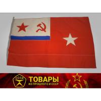 Флаг командира соединений кораблей 80*135