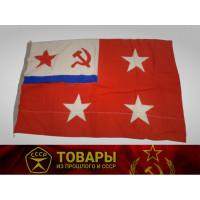 Флаг командующего флотом 80*135
