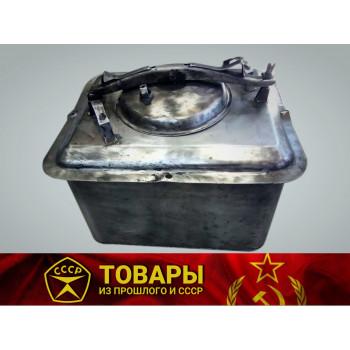 Котел нерж.сталь кухни КП-130 100л. б/у