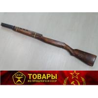 Ложе для самозарядной винтовки Токарева (СВТ-40) с накладкой и радиатором