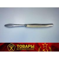 Нож столовый с алюминиевой ручкой