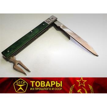 Нож  3-х предметный