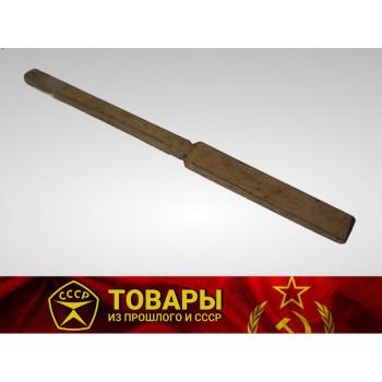 Лопата (весло) для перемешивания пищевых продуктов, деревянная, 70 см