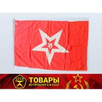 Флаг крепостной СССР