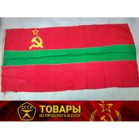 Флаг Молдавской ССР (85х180)