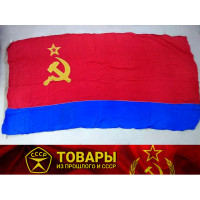 Флаг Азербайджанской ССР (85х180)