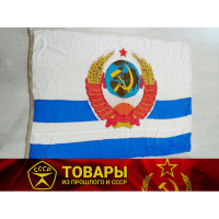 Флаг Министра обороны СССР (шелк) 110х170