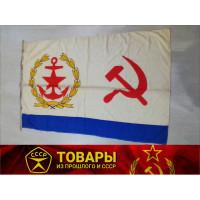 Флаг начальника Главного штаба ВМФ СССР 110*180